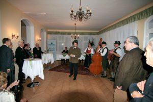 Buchpräsentation Erzherzog Johann in der SANLAS Holding (24)