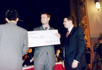 StartUps – Cheque for Chinese Inventor Bob Wang